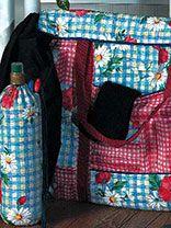 Gyakorlat Tote & Water Bag