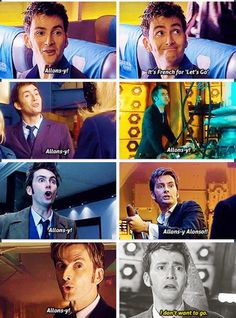 Allons-y That 'I don't want to go' was just cruel. STEVEN! WE CURSE YOU TO GALLIFREY AND BACK!!!