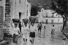 Henri Cartier-Bresson, Ischia, Italy, 1952