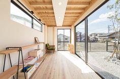 個性が羨ましくなるコンテナハウス|住たくeco工房|365LIFE DESIGN STUDIO