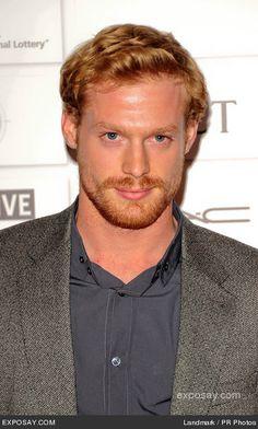 Do you find ginger men attractive? Ginger Men, Ginger Beard, Ginger Snaps, Sam Reid, Redhead Men, Hottest Redheads, Hommes Sexy, Raining Men, Strawberry Blonde