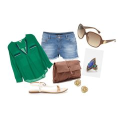 Weekend lunch date, created by dyanna85 on Polyvore
