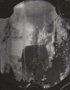 Josef Sudek, Mirror with Reflection from Labyrinths