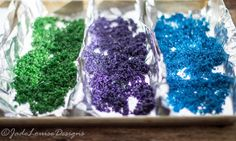 How to Make your own Edible Pixie Dust - The Pirate Fairy Inspired recipe