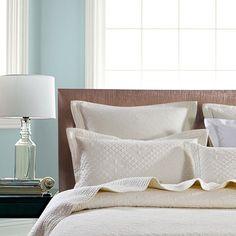 Calla Angel Saint Luxury Pure Cotton Quilted Pillow Sham & Reviews | Wayfair.ca