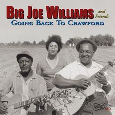 Saved on Spotify: Can't Listen No More by Big Joe Williams