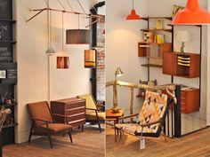 Mid century modern living room ideas.