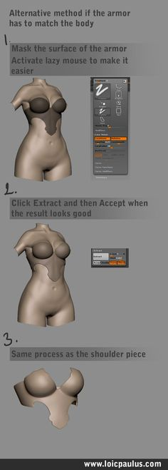 http://www.pinterest.com/obrienstavern/animation-zbrush-tutorials/ Elf [Character] - Polycount Forum: