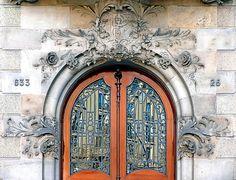 Barcelona - Gran Via 633 d by Arnim Schulz, via Flickr