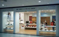 AEROSOLES (fachada Centro Comercial)