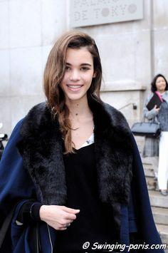 Pauline Hoarau (1994) French Model