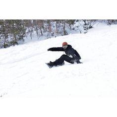 carve style… ーーーーーーーーーーーーーーー 2016.12.29  rider:Funato #snowboard #snowboarding #snowboarder #freeriding #style #carving #enjoylife #yonex