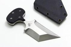 push dagger | Push Dagger-by-Mike-Franklin - Arizona Custom Knives - Custom handmade ...: