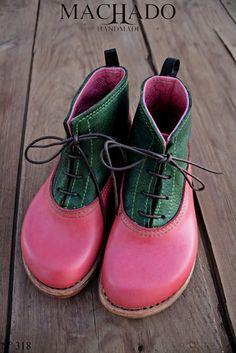 Machado handmade shoes was ganz Spezielles