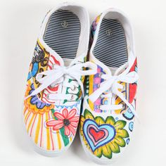 Kicks with a Kick Sneakers from @ILoveto Create