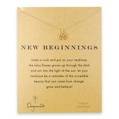 Dogeared New Beginnings Lotus Necklace, Gold Dipped Dogeared http://www.amazon.com/dp/B00MU1GFKG/ref=cm_sw_r_pi_dp_XYivwb1KYA5KR