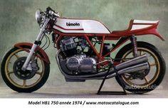 1974 Bimota (Italy) HB1 750