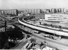 Ilyen is volt Budapest - Flórián tér Hungary, Budapest, Old Photos, Modern Architecture, Landscapes, Florida, Marvel, Technology, History