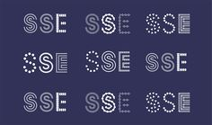Say wow for this visually exciting branding of SSE