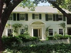 Father of the Bride house (love it!)
