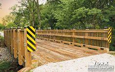 Timber Trail Bridge: Midewein National Tallgrass Prairie - Wilmington, IL