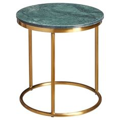 Bijzettafel Amiens marmer Furniture, Retro Living Rooms, Green Rooms, Marble Decor, Table, Student Home, Art Deco Home, Green Marble, Coffee Table