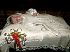 """Above is the miraculous statue of the Infant Jesus, popularly called """"The Infant…"""
