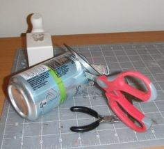 How to Make Soda Can Earrings | Aluminum Can Crafts Tutorial