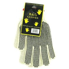 24 Pairs of Garden Work Gloves >>> Wow! I love this. Check it out now! : Gardening gloves