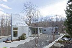 Stan Allen Architect   M&M House . New York