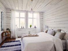 Swedish Cottage Decorating | decordemon: A lovely traditional Swedish cottage