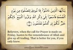 How many people are required for Friday prayer?
