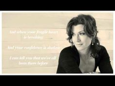 This is just beautiful! Amy Grant's song about her parents struggling with Dementia~~Amy Grant - Not Giving Up (Lyric)