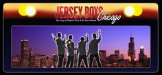 Jersey Boys Chicago - saw it with Niki. The music was amazing.