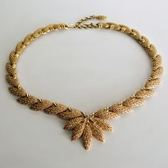 1960s Monet Necklace Set now featured on Fab.