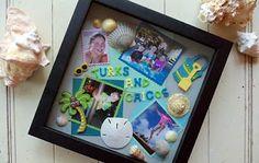 Super Fun Kids Crafts : Vacation Crafts To Preserve Vacation Memories