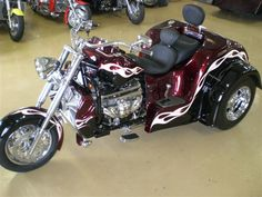 2005 Boss Hoss 32 Coupe Trike !