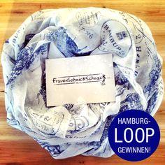 Verlosung: Hamburg-Loop von FrauenSchnickSchnack gewinnen! Mitmachen unter http://wp.me/p4gFnr-11t