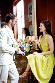 Beatriz Ball Lifestyle Photo - Here's to us!