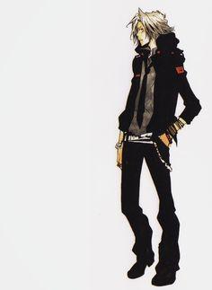 Katekyo Hitman REBORN! - Gokudera Hayato