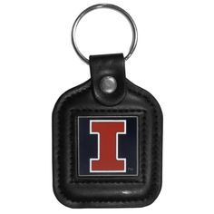 "Checkout our #LicensedGear products FREE SHIPPING + 10% OFF Coupon Code ""Official"" Illinois Fighting Illini Square Leatherette Key Chain - Officially licensed College product Genuine leather key chain Standard split ring Metal team emblem Great way to show off your Illinois Fighting Illini pride - Price: $15.00. Buy now at https://officiallylicensedgear.com/illinois-fighting-illini-square-leatherette-key-chain-cls55"