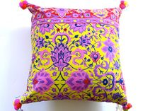 Decorative Pillow from Thailand @FTWWL