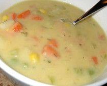 easy potato vegetable soup