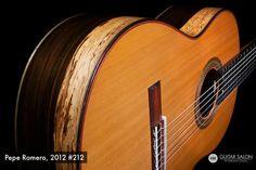 Guitar Salon International: 2012 Pepe Romero #212