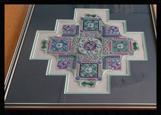 Carolyn Mitchell Designs charted needlepoint