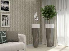 Colonne piedestal, mod: TROPET Curtains, Home Decor, Home Decoration, Blinds, Interior Design, Draping, Home Interior Design, Window Scarf, Decoration Home