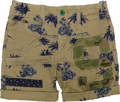 Scotch Shrunk Palm Tree Shorts on shopstyle.com