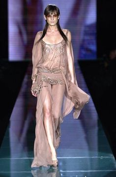 Elie Saab S/S 2003 Couture