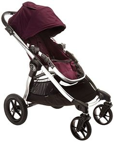 Baby Jogger City Select Stroller Black Teal Double