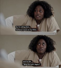 I may need to warn everyone that there are going to be a lot of OITNB repins. Your welcome.